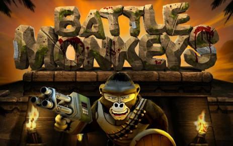 Скриншот боевые обезьяны