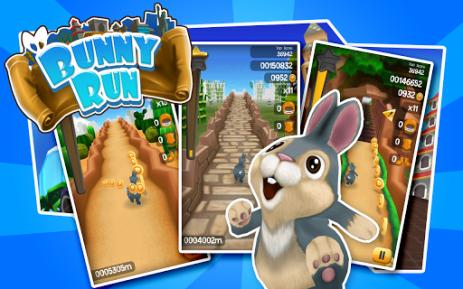 Скриншот Bunny Run