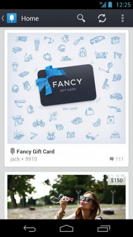 Fancy | Android
