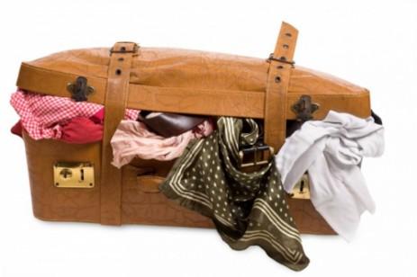 Чемодан - собрать вещи в поездку легко - thumbnail