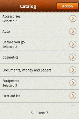 Чемодан - собрать вещи в поездку легко | Android