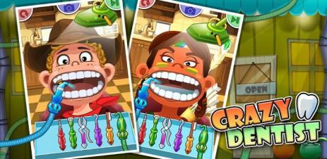 Crazy Dentist - Fun games - thumbnail