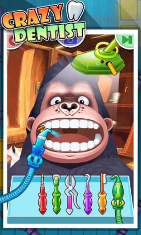 Crazy Dentist - Fun games | Android