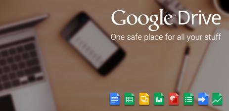 Диск Google - хранилище документов - thumbnail