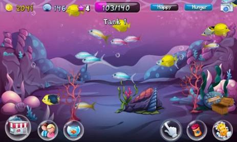 Скриншот Приключение рыбки