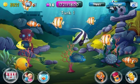 Fish adventure | Android
