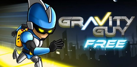 Gravity Guy FREE - thumbnail