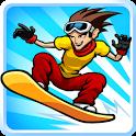 «iStunt 2 — сноуборд» на Андроид
