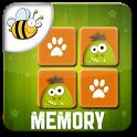 «Kids Memory Game — Детские игры для памяти» на Андроид
