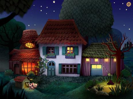 Спокойной ночи! - интерактивная сказка на ночь | Android