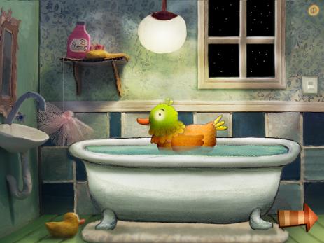 Скриншот Спокойной ночи! – интерактивная сказка на ночь