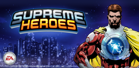 Supreme Heroes: карточная РПГ - thumbnail