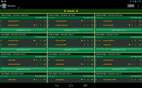 The Championships, Wimbledon | Android