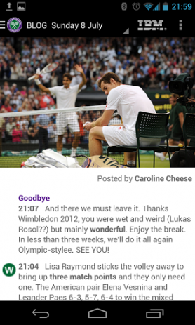 Скриншот The Championships, Wimbledon