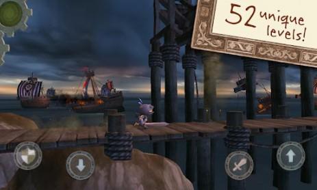 Скриншот Заводной рыцарь