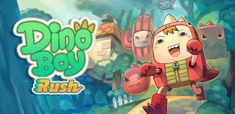 DinoBoy Rush - thumbnail