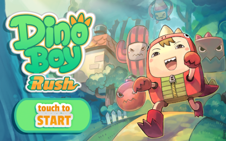 DinoBoy Rush | Android
