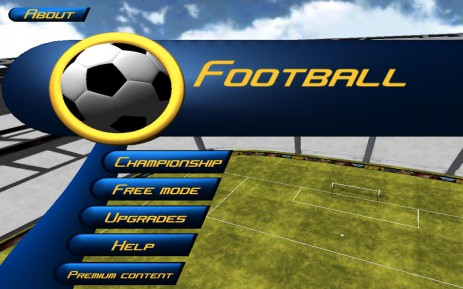 Poster Football: World Cup (Soccer)