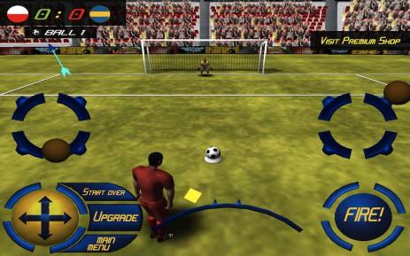 Скриншот Football: World Cup