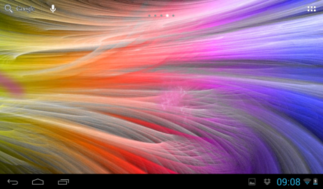 Galaxy S4 Rainbow effects | Android