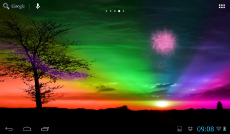 Galaxy S4 Rainbow effects - thumbnail