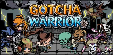 Poster Gotcha Warriors