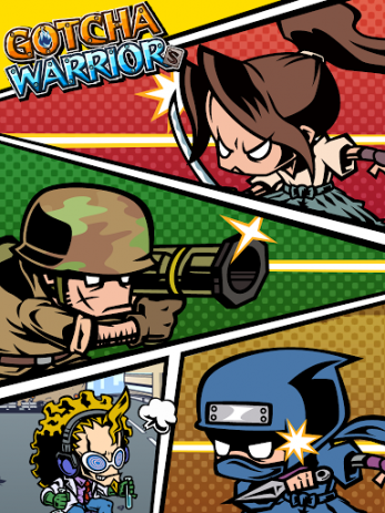 Gotcha Warriors | Android