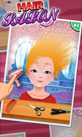 Hair Salon | Android