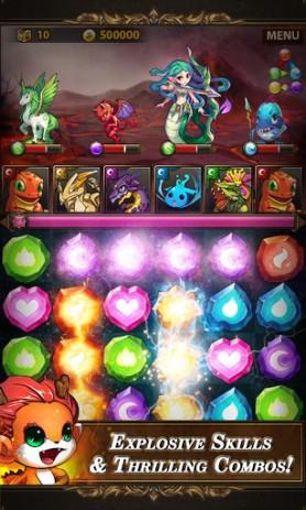 Скриншот Heroes & Monsters