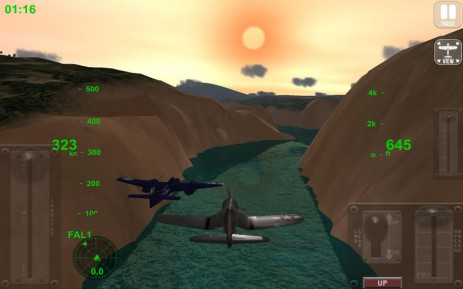 Historical Landings | Android