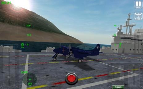Скриншот Исторические посадки
