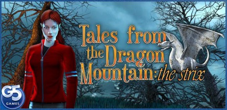 Poster Истории с Драконовой горы: Стрикс