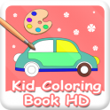 Kid Coloring Book - icon