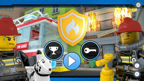 LEGO® City Fire Hose Frenzy - thumbnail