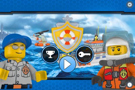 LEGO® City Rapid Rescue - thumbnail
