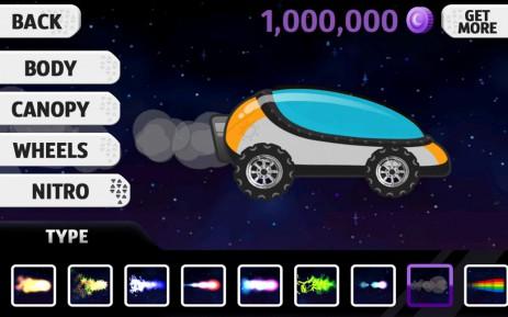 Лунный гонщик | Android