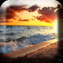 Морские Волны на Закате на андроид скачать бесплатно