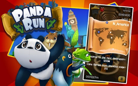 Panda Run | Android