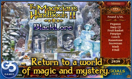 The Magician's Handbook 2 | Android