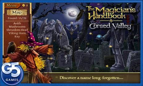 Скриншот Записки Волшебника: Заколдованный город