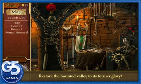 The Magician's Handbook: Cursed Valley | Android