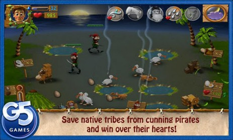 Скриншот Youda На краю света
