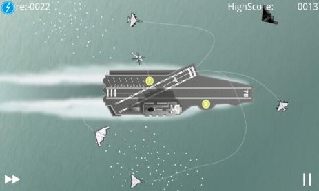 Скриншот Air Control Lite
