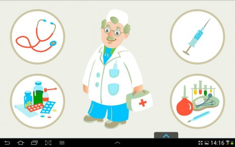 Детский развивающий журнал | Android