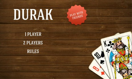 Дурак - классическая карточная игра - thumbnail