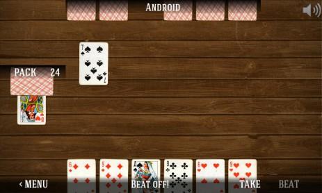 Дурак - классическая карточная игра | Android