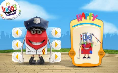 Poster Happy Studio — игры и книги для детей