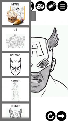 Как нарисовать героев | Android