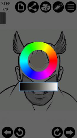 Как нарисовать героев - thumbnail