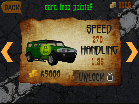 Скриншот Night Racing